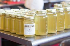 Switchel | An American Heritage Beverage