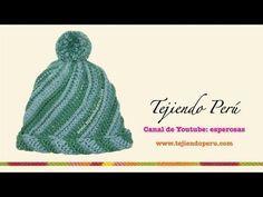 Cómo tejer un gorro odessa a crochet en dos colores 5d291fb68e0