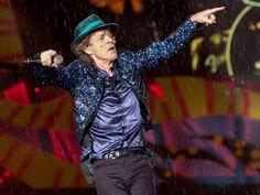 Veja como foi o show dos Rolling Stones  em Porto Alegre