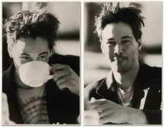 Yep--you're pretty goofy. It's one of the things I like most about you. (chicfoo) keanu