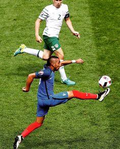 Payet, France. Euro 2016