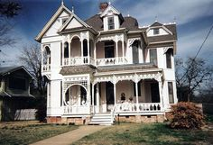 Eastlake Victorian on Marvin Avenue by saltycotton, via Flickr
