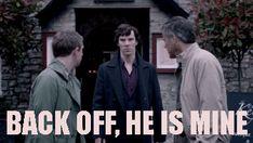 sherlock sherlock holmes john watson johnlock john holmes Sherlockian notmygifs…