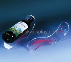 Simple wine display stand WBD-002