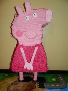 Peppa Pig Party Pinata