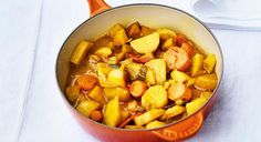 Sonnentor+Gemüse+Curry Sweet Potato, Dog Food Recipes, Potatoes, Dinner, Vegetables, Hot, Curry Recipes, Lettuce Recipes, Indian Curry