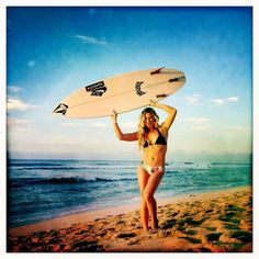 Coco Ho - one of my favourite pics of her!