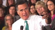 RMoney (not a typo) says we can't afford four more years of Obama. I say we can't afford Mitt Romney, ladies. He seeks to turn the Republican War on Women, which first he denied the existence of, and say it's actually all Obama's war on women. Please, please tell me how this makes sense!