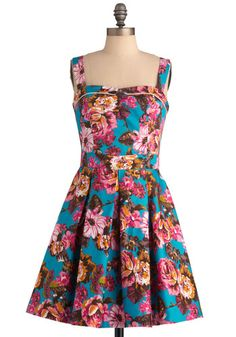 Love this Retro Style Dress!!