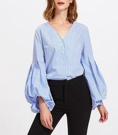 Блуза в полоску    -50%