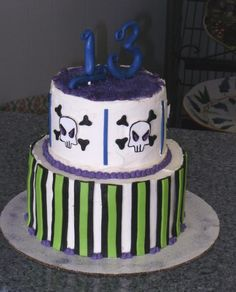 a punk rock birthday