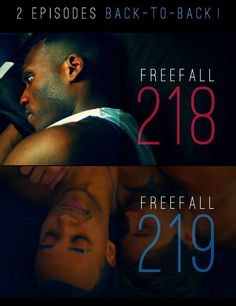 The latest season 2 of Freefall.. Season 2 the end is near, better get caught up, so you know whats going on when season 3 starts..  https://www.facebook.com/FreefallTVSeries