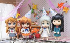 """Nendoroid Mirai Suenaga's Birthday"" figure photo by Sheng Kixkillradio"