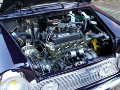 Deze Radford Mini Cooper 1275 S Mk3 uit 1970 is nieuw gekocht door een rijke inwoner van Londen en wordt nu te koop aangeboden in Engeland. De Mini was...