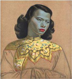 The Chinese Girl by stevenevenoddsod, via Flickr