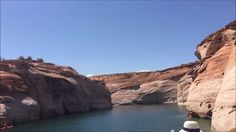US Trip: Powell Lake & Colorado River 2016