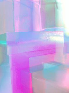 iridescent, translucent, metallics, holographic