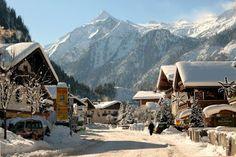 Oostenrijk vakantie tips: Kaprun populaire wintersportplaats Oostenrijk