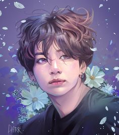 I grouped the aforementioned questions concerning the pencil drawing that I received and tried to explain in more detail with … Foto Bts, Bts Photo, Jikook, Anime Diabolik Lovers, Bts Art, Bts Fan Art, Taehyung Fanart, Kpop Drawings, Fanarts Anime