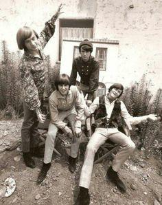 Peter Tork, Micky Dolenz, Mike Nesmith, Davy Jones (The Monkees)