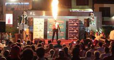 """""""Ateş Dansı"""" Zafer Plaza Ziyaretçilerinden Yoğun İlgi Gördü...   Weekly http://weekly.com.tr/ates-dansi-zafer-plaza-ziyaretcilerinden-yogun-ilgi-gordu/"""