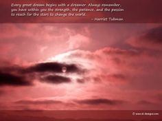 Free Inspirational Quotes With Pictures About Life: Great Inspirational Quotes And The Picture Of The Purple Sky ~ Inspirational Inspiration Inspirational Quotes Background, Free Inspirational Quotes, Quote Backgrounds, Harriet Tubman Quotes, Motivational Wallpaper, Star Quotes, Life Pictures, Always Remember, Change The World