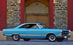 1967 Ford Fairlane by Andrew Waters on Car Ford, Ford Gt, Ford Trucks, Ford Fairlane, Mercury Cars, Ford Torino, Ford Classic Cars, Classic Mustang, Pony Car