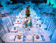 Social Event Venues for Special Events, Toronto & GTA Wedding Centerpieces, Wedding Table, Centrepieces, Beautiful Table Settings, Box Cake, Social Events, Bat Mitzvah, Event Venues, Wedding Planning