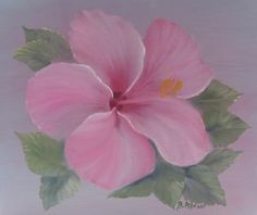 Easy flowers to paint on canvas | danasref.top