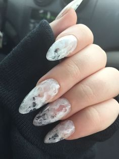 Trendy Jelly New Trend Are Perfect for This Summer 2019 jelly nails, newest nail trend acrylic nail art design clear jelly nails Best Acrylic Nails, Acrylic Nail Designs, Milky Nails, Nagellack Trends, Aycrlic Nails, Nail Nail, Fire Nails, Dream Nails, Perfect Nails