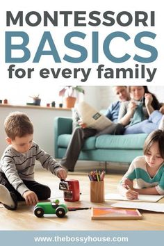 Oct 6, 2020 - As a Montessori school principal (and mom!) I outline my favorite Montessori basics that will help you understand the core teachings. Montessori Preschool, Montessori Education, Waldorf Education, Educational Activities, Fun Activities, Toddler Activities, All Family, Family Life, School Readiness