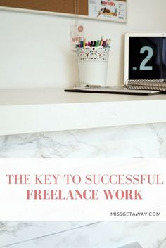 My life as a Freelance writer, including tipps and tricks on how to stay…