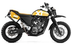 Get Everything You Need from the Yamaha XT660R   Man of Many