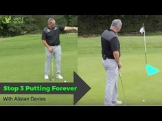How To Stop 3 Putting Forever With These Simple Golf Tips - YouTube #PlayBetterGolfDude