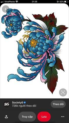 Japanese Flowers, Japanese Tattoos, Tatting, Christmas Cards, Oriental, Nature, Handmade, Tattoo, Cool Tattoos