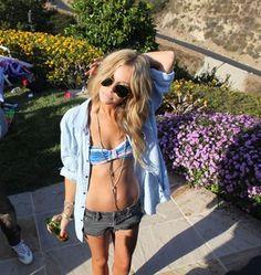 Summer boho.