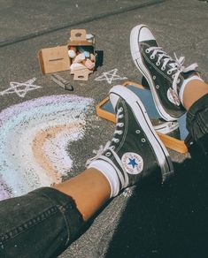 Uploaded by Yasmin. Find images and videos about girl, aesthetic and shoes on We Heart It - the app to get lost in what you love. Converse Sneaker, Sneaker Outfits, Aesthetic Shoes, Aesthetic Vintage, Sneakers Mode, Sneakers Fashion, Fashion Outfits, The Smiths, Mini Marshmallows