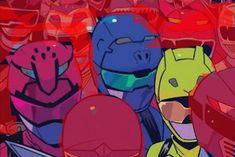 Free Printable Power Rangers Coloring