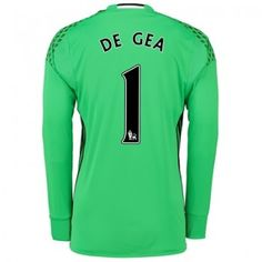 Manchester United Away Goalkeeper Shirt 2016 17 with De Gea 1 printing Sports Online Shopping Manchester United, Goalkeeper Shirts, Barcelona, Sport Online, Football Kits, Kids Boots, Wetsuit, The Unit, Long Sleeve