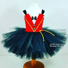 Hey, I found this really awesome Etsy listing at https://www.etsy.com/listing/470082889/circus-ringmaster-inspired-tutu-dress