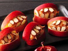 Lose your teeth bobbing for apples | Community Post: 26 Healthy Halloween Snack Hacks