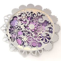 """Barbara Macleod  """"""""The overall flavour of my work aims to be decidedly feminine with an indulgent, decorative yet contemporary and graphic quality"""" Barbara is a  jewellery designer & maker, creating high quality, desirable pieces from her workshop in remote Scottish Highlands."""""""