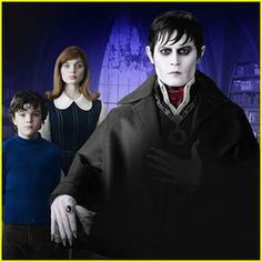 When I found out Johnny Depp was playing Barnabas Collins in the new Dark Shadows movie, I watched the trailer and laughed and laughed!