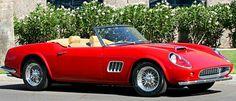 Ferris Bueller day off Ferrari California