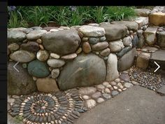 Rock wall ideas