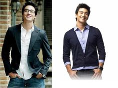 DANIEL HENNEY or DENNIS OH? They look like twins in this pic.  Just one of the side by side comparisons that I made for my Daniel vs Dennis ...