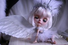 Icy Blue Angel ... | Flickr - Photo Sharing!