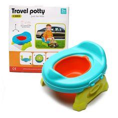 Glenmore Pot Enfant Apprentissage Mini Imitation Toilettes WC Potty pour Bebe avec Son de Rin/çage Rose