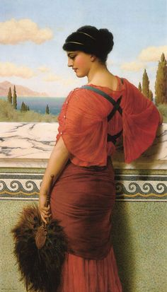 Phyleis, John William Godward
