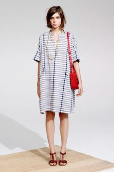 Madewell spring 2014- First Peek at the Brand's Spring Lookbook